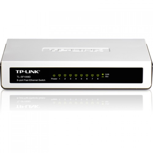 TP-Link 8Port TL-SF1008D