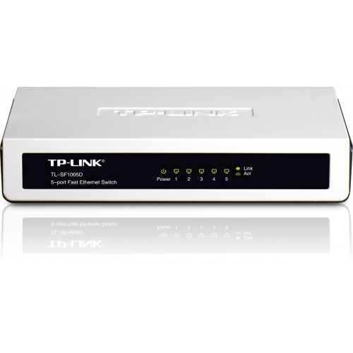 TP-Link 5Port TL-SF1005D